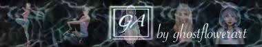 GA by ghostflowerart